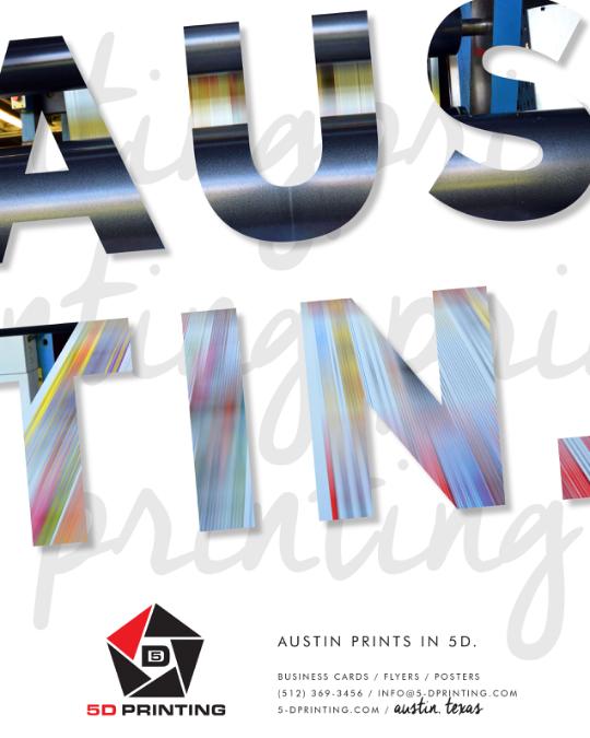5D Printing